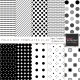 Polka Dot Paper Templates Kit (21-30)