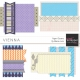 Vienna Paper Clusters Kit