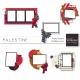 Palestine Frame Clusters Kit