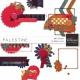 Palestine Mini Clusters Kit
