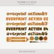 Overprint Actions