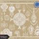 All the Princesses- Ornamental Stamp Kit