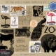 At the Zoo - Stamp Template Kit 3