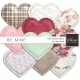 Be Mine- Puffy Stitched Heart Kit