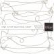 One Stop Bunting Shop Bundle- Baker's Twine Bunting Strings Kit