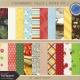 Strawberry Fields- Paper Kit 2
