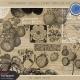 Strawberry Fields- Stamp Template Kit