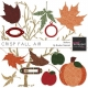 Crisp Fall Air Stickers Kit
