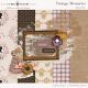 Vintage Memories: Genealogy Mini Kit