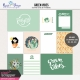 Green Vibes | Pocket Cards