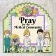 Corona Virus Prayer Request Memory Dex Card