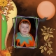 My Baby Pumpkin Halloween 2003