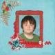 School Photo aged 8