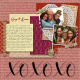 ABC All About Family - Letter X - XOXOXO