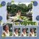 Photo-shoot bij de vijver I