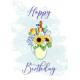 Happy Birthday Sunflowers