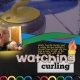 Watching Curling