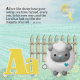 A: All We Like Sheep (Scripture Alphabet Book Page)