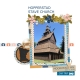 Hopperstad Stave Church Moorhead MN