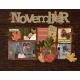 2013 Grammy Calendar- November