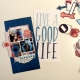 Live A Good Life Travelers Notebook