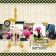 Rainy Days in Paris