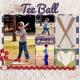 Tee Ball Season