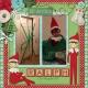 Ralph, our Elf on the Shelf