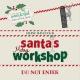 Santa Workshop Sign