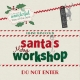 Santa Workshop Sign