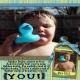 Blue Rubber Ducky