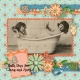 Bathtime in Flowers