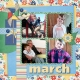 March 2016 Calendar-Our Family