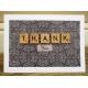 Hybrid Scrabble TY Card