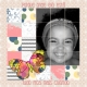 A smile in pastel shades