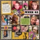 Project Life 52 ~ Week 43 page 1