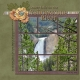 Lower Falls on the Yellowstone River (Sherwood Studio)