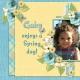 Gaby enjoys a Spring day! (ads)