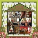 A HOME filled with Christmas (gina)