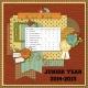 Junior Year Report Card