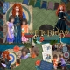 Meeting Merida from Brave