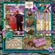 Enchanted Garden Disney Honeymoon Cruise 2013