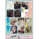 January Planner Page- Instagram