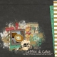 November Kits: December 2020 Challenge- Coffee and Cake