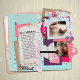 April Collage Kit - New Normal