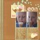 Leon with Ice Cream