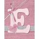 Pink and Gray Inital Page- Emmalyse