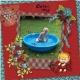 Aliya in the kiddie pool
