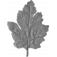 Craft Oak Leaf 01 Template