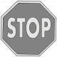Stop Sign Template